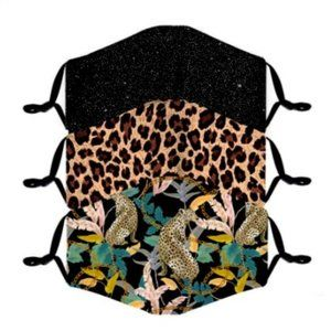 Fashion Adult Face Mask - Safari